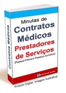 2d7ff-contratosm25c32589dicos2013 Minutas de Contratos de Prestadores de Serviços Médicos