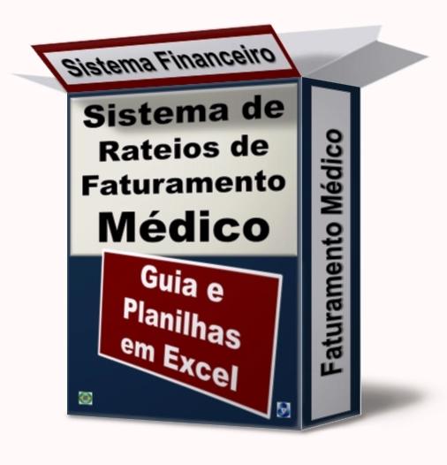 capa-rateio Sistema de Rateio de Faturamento Médico
